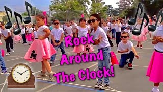 Rock Around the Clock Kindergarten
