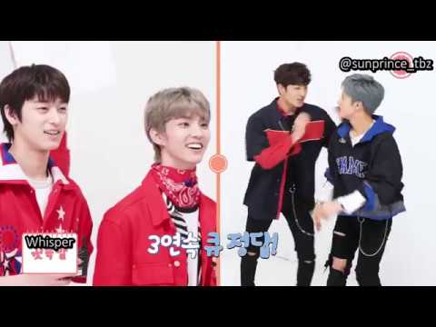 [ENG SUB] THE BOYZ NEWS ADE - SPEAK WITH YOUR BODY (2)