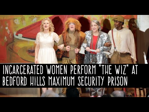 Inside A Maximum Security Prison's Production Of 'The Wiz'