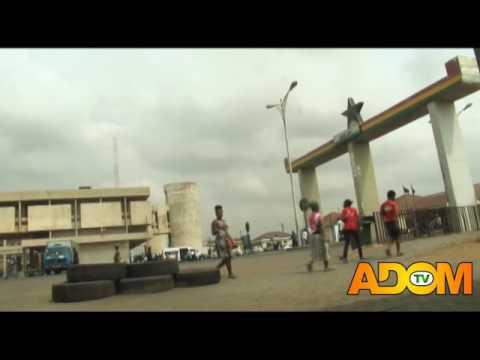 Who is Responsible; Aflao Border - Eye Hwan Asedee on Adom TV