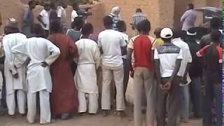 the making of sallamar bankwana waka 1 (Hausa Songs / Hausa Films)