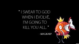 Pokemon Showdown Battle: Magikarp