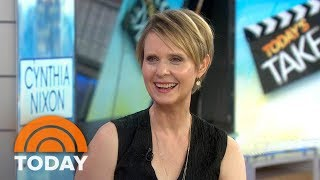 Cynthia Nixon On 'Only Living Boy In New York' And Running For Governor Of New York | TODAY