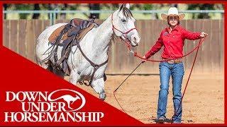 Clinton Anderson: Method Ambassador Jamie Reyna - Downunder Horsemanship