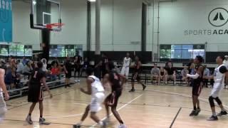 Damezi Anderson Nike EYBL LA Scouting Highlights