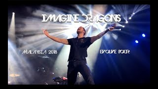 Imagine Dragons Evolve Tour 2018 Malaysia (Full Concert)