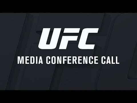 UFC 211: Miocic vs Dos Santos 2 - Media Conference Call