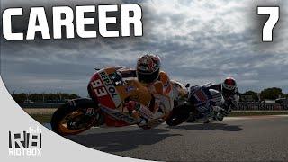 MotoGP 14 Career Mode Part 7 (MotoGP 2014 Gameplay Walkthrough)