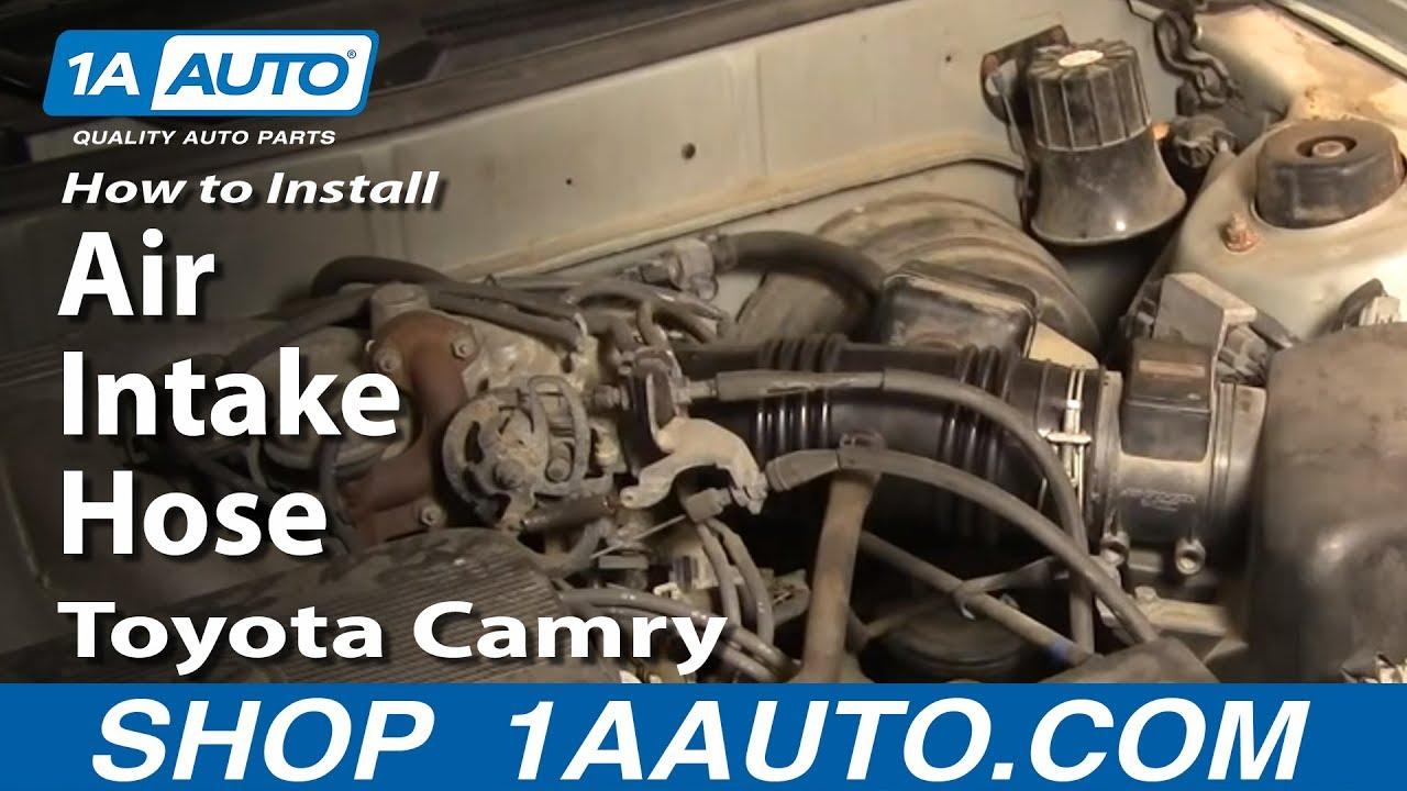 Toyota Vacuum Hose Listitdallas 2000 Camry Engine Diagram Repair Guides Diagrams