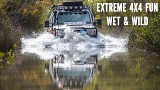 Extreme 4x4 Fun Wet and Wild Off-road