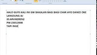 ดาวน์โหลดเพลง Gm Bagi Bagi Char Ayo Dance หรือฟังที่ VMiXe