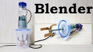 How to Make Hand Blender at home