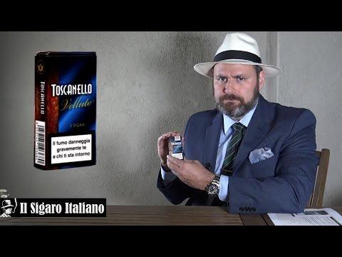 Toscanello Velluto - il sigaro per neofiti