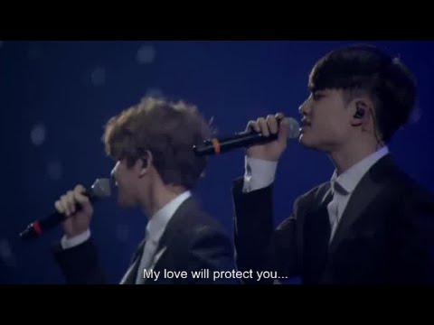 Exo Ba dont cry  ENG SUB