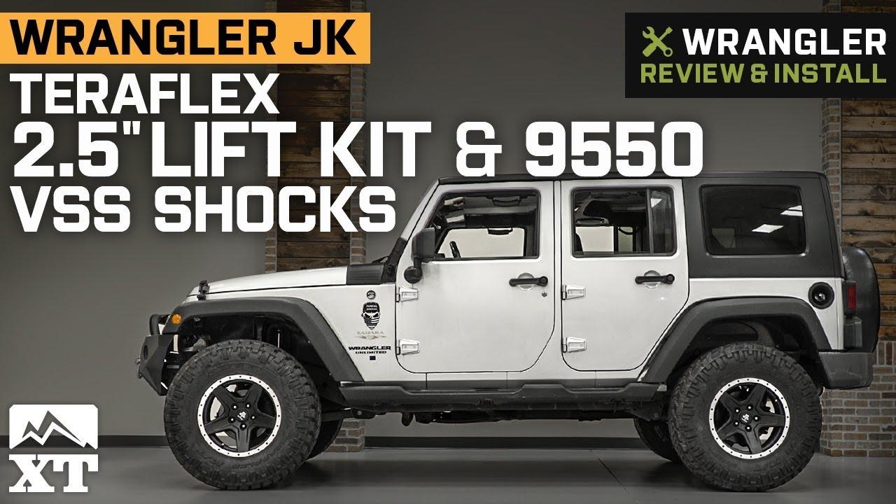 Teraflex 1251000 Lift Kit