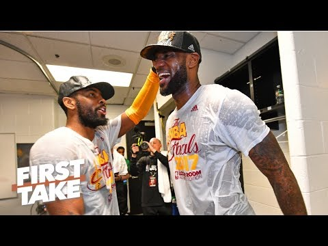 Kyrie Irving would be good for Lakers if they don't get Anthony Davis – Max Kellerman | First Take