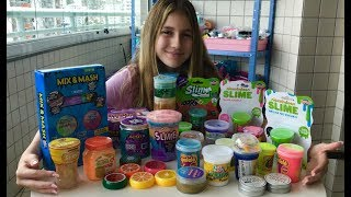 SLIMES PUTTY FROM BRAZIL AND FROM EUA