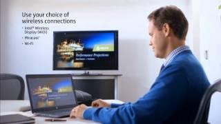 HP Wireless Display Adapter - F7W95AA