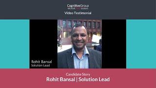 Microsoft Talent Solutions | Rohit Bansal Solution Architect
