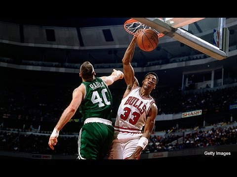 Scottie Pippen: Power and Grace