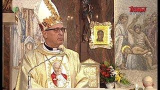 Homilia ks. bp. Wiesława Meringa wygłoszona w Toruniu