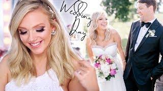 My Wedding Day Makeup! | Bridal Look