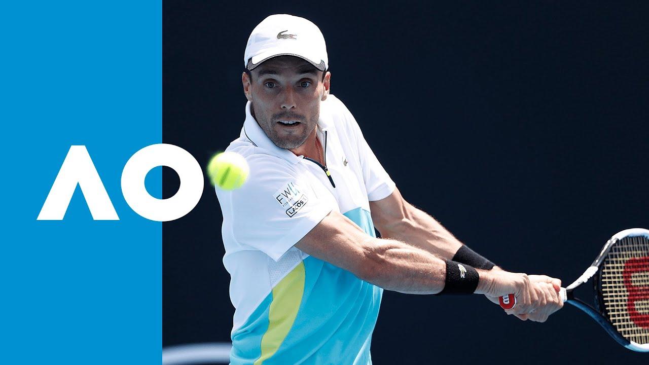 Feliciano Lopez vs. Roberto Bautista Agut - Match Highlights (1R) | Australian Open 2020