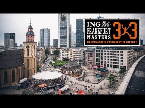 Highlights ING 3x3 Frankfurt Masters 2019