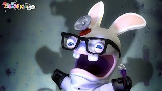 Raving Rabbids Alive & Kicking | Full Movie Game All Minigames | ZigZag Kids HD