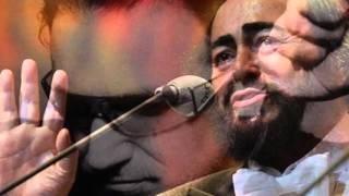 Luciano Pavarotti   U2 , Miss Sarajevo , 5 1 Surround