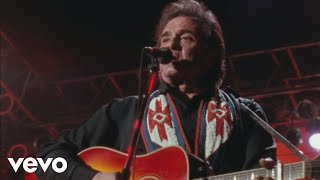 The Highwaymen - Ring of Fire (American Outlaws: Live at Nassau Coliseum, 1990)