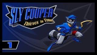 Sly Cooper: Viajantes do Tempo Detonado - ★1 - Paris - Dublado