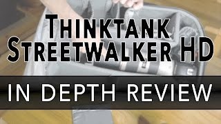 ThinkTank Streetwalker Harddrive - In Depth Review