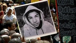 America mobilises for Trayvon