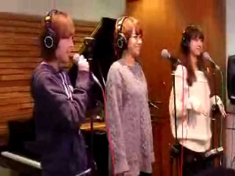 120121 Nine Muses (나인뮤지스) Figaro on Simsimtapa