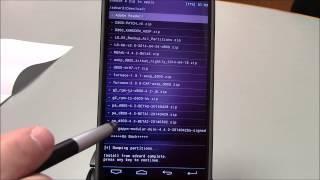 Install Paranoid Android 4.3+ Beta 2