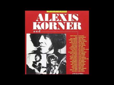 Best of Alexis Korner 1972 to 1983