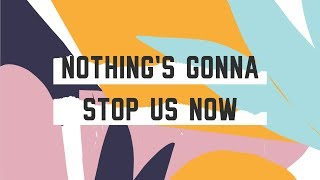 Nothing's Gonna Stop Us Now (Official Lyric Video) - JPCC Worship Kids