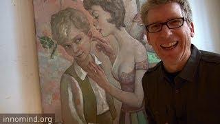 Mike Cockrill: Artist Spotlight (New York 2014)