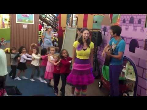 Nick & Jen Live!, Train Song: Interactive Preschool Music