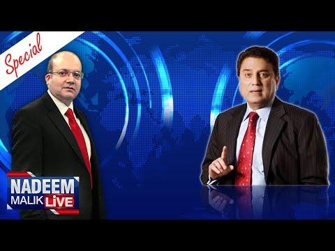 Nadeem Malik Live - Special Transmission With Naeem Bhukhari - SAMAA TV - 28 July 2017
