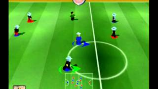 LEGO Football Mania PS2 gameplay (2 Player Story) Soccer Mania [Playstation 2] 2 of 3