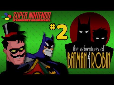 The Adventures Of Batman & Robin (SNES) - Part 2: Jokercoaster - Octotiggy
