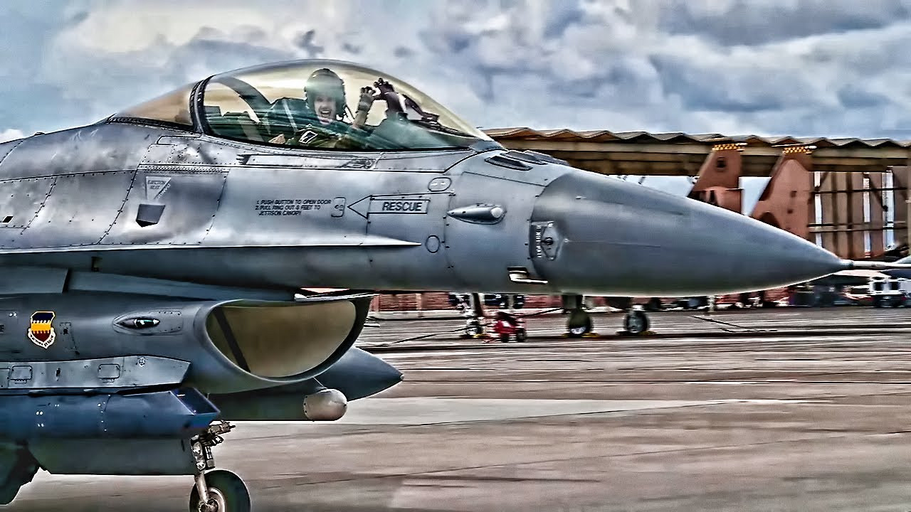 US Military News • US Airforce 64th Aggressor Squadron • Exercise Red Flag July 27, 2021