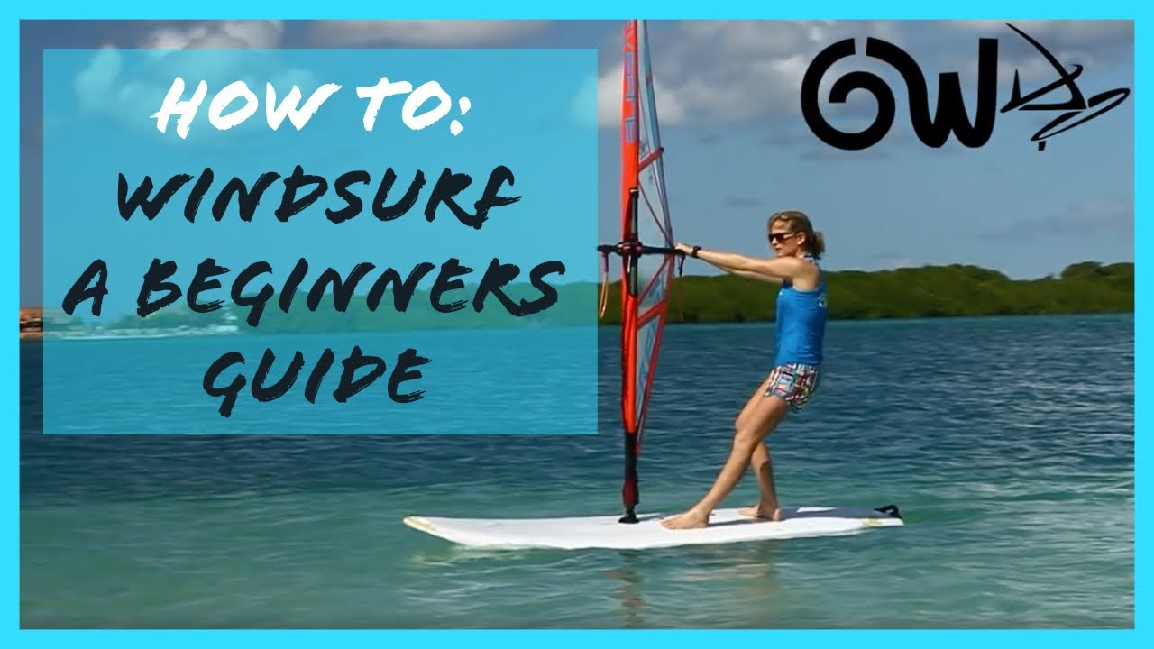How to Learn Basic Windsurfing (with Pictures) - wikiHow