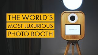 Beautiful Premium Photo Booth | Everybooth Lite Teaser | London Video Production Agency