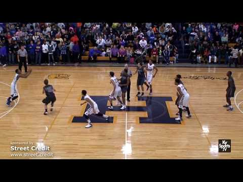 Ballard vs Male [GAME] - HS Basketball 2013-14