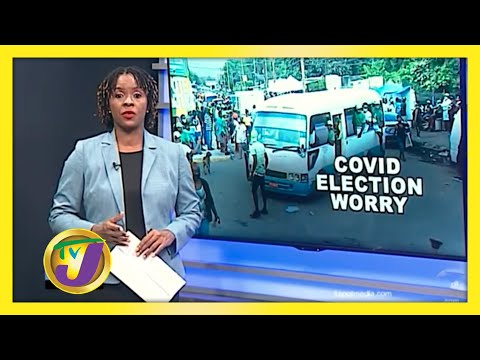 Covid Worries After Election: TVJ News - September 4 2020