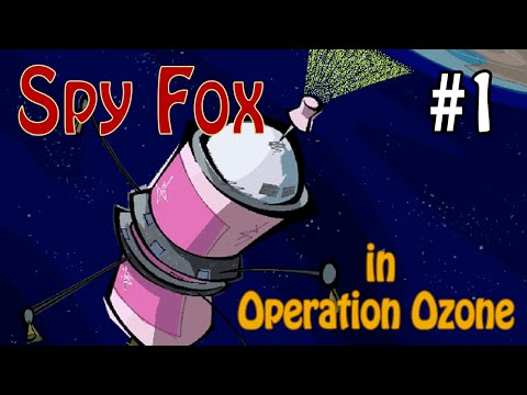 Spy Fox in Operation Ozone - Part 1 |