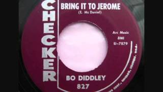 Bo Diddley Bring it to Jerome (Original 1955)